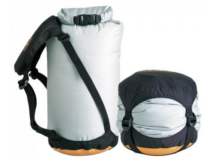 Чехол Sea to Summit Ultra-Sil Compression Dry Sack компрессионный Grey, XS 2 STS AUCDSXS