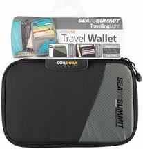 Кошелек Sea to Summit Travel Wallet RFID Blue, S 2 STS ATLTWRFIDSBL