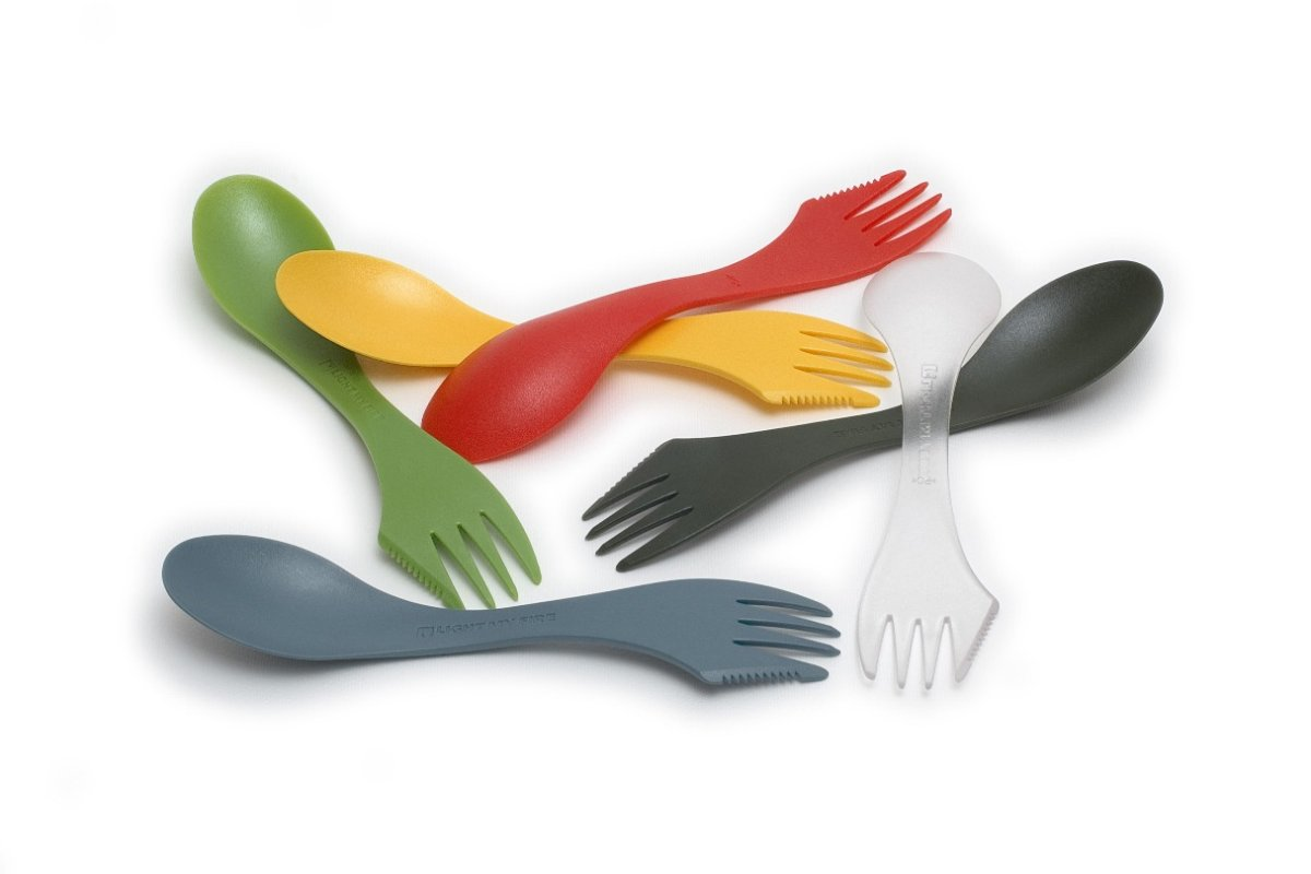 Ложка-вилка Light my Fire Spork original bulk Passion Blue 2 LMF 41240200
