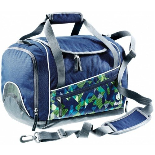 Сумка Deuter Hopper цвет 7309 blueline check 2 80261 7309