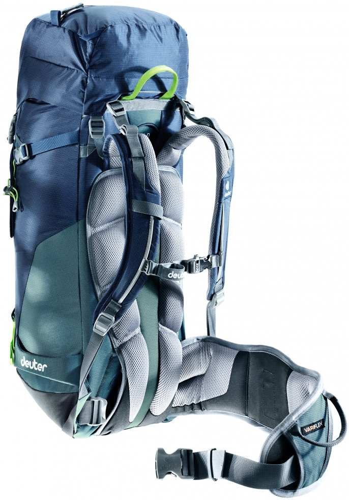 Рюкзак Deuter Guide 30+ SL цвет 3400 navy-granite 2 3361017 3400