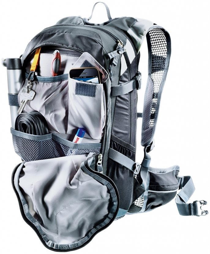 Рюкзак Deuter Compact EXP 12 black (7000) 2 3200215 7000