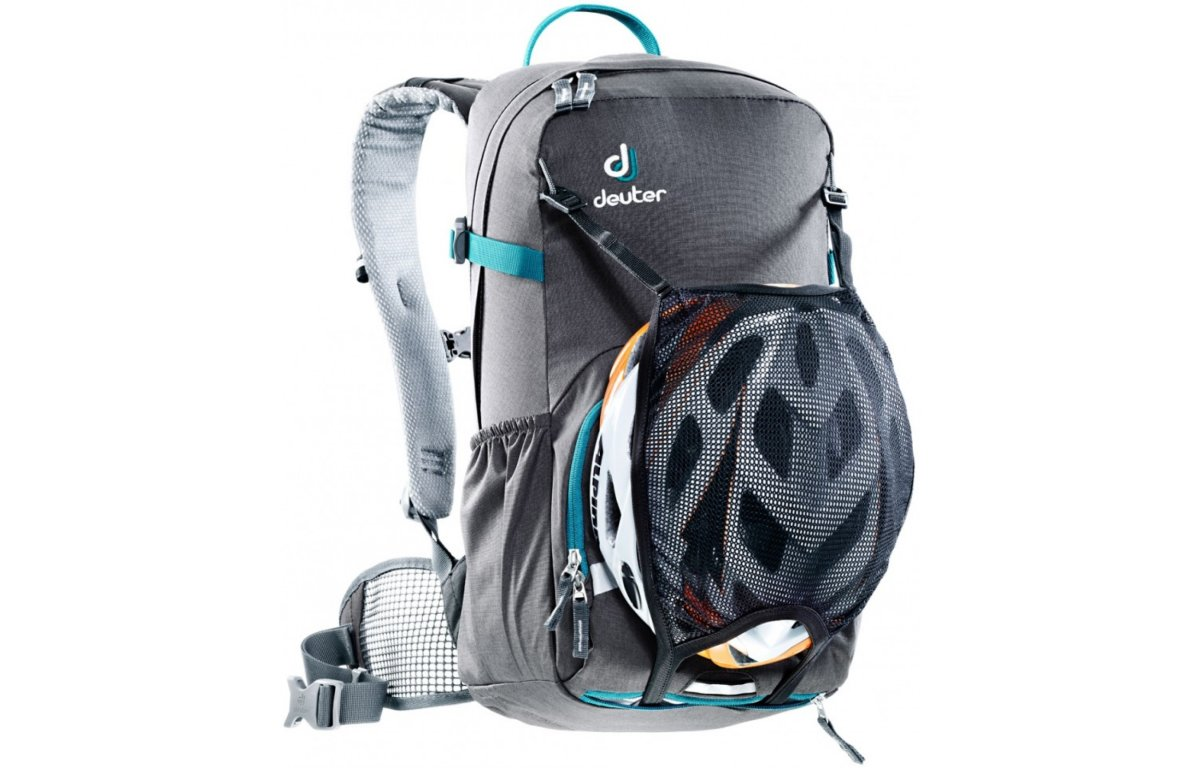Рюкзак Deuter Bike I 14 graphite-papaya (4906) 2 3203117 4906