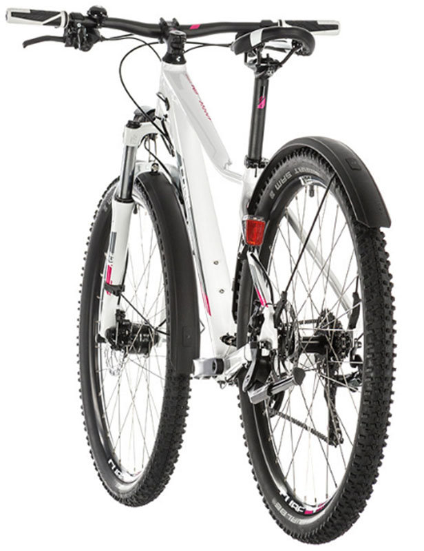 Велосипед Cube ACCESS WS ALLROAD 27.5 white-berry 3 ACCESS WS ALLROAD 27.5 white-berry