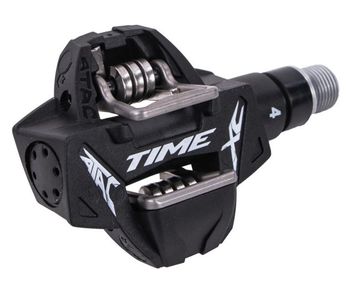 Педали Time MTB X-country Atac XC 4 черные 3 Atac XC 2 TI.01307504