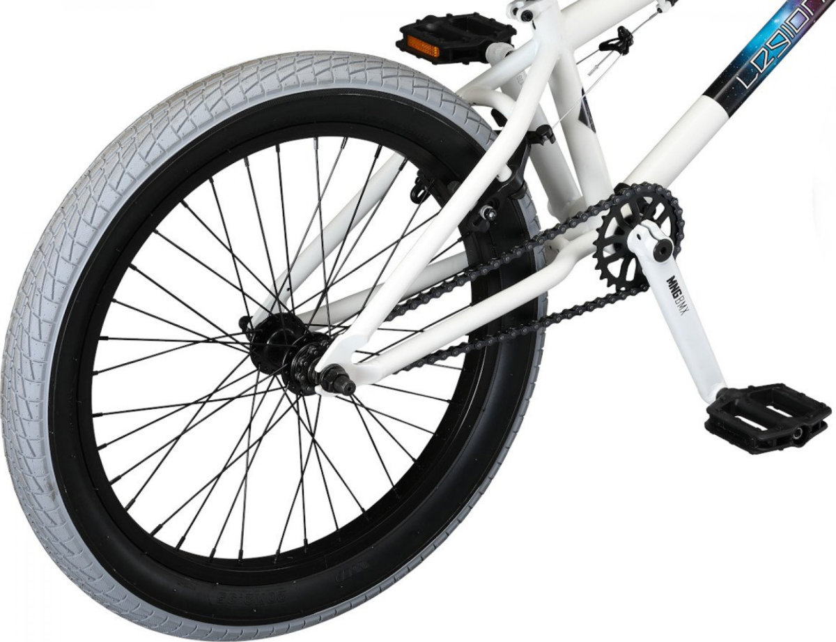 Велосипед Mongoose BMX Legion L40 white 3 BMX Legion L40 Mongoose