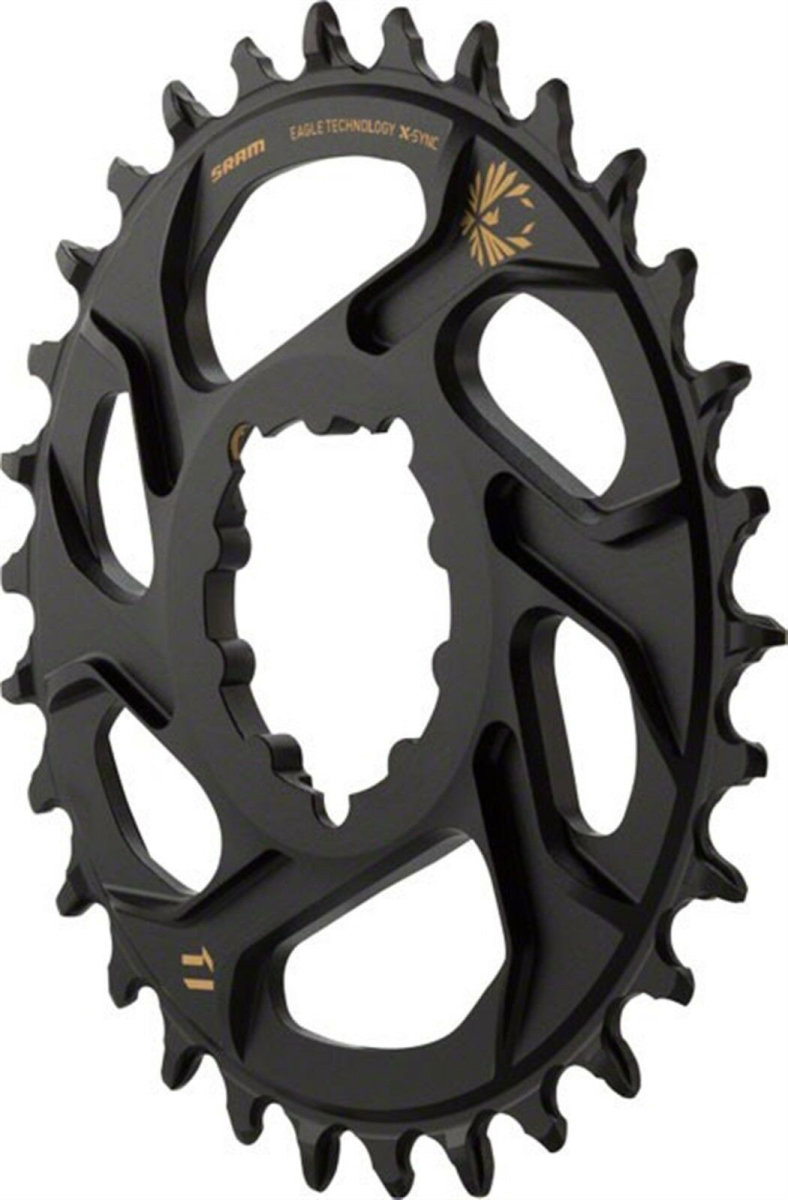 Звезда Sram CR X-SYNC Eagle 38T DM 3 OFFSET B 3 CR X-SYNC Eagle 11.6218.030.190