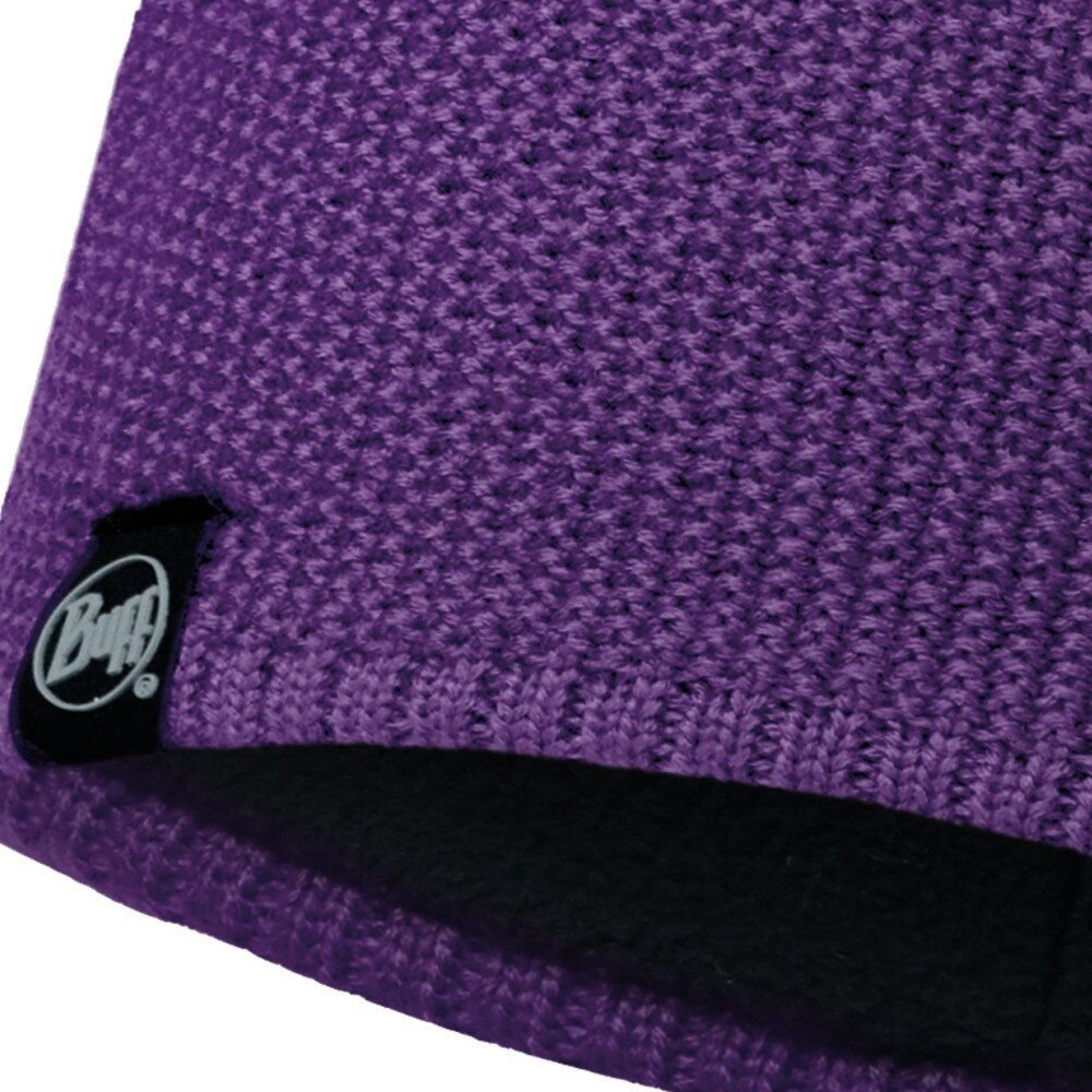 Шапка Buff Knitted & Polar Hat Laska plum 3 Knitted & Polar Hat BU 113515.622.10.00