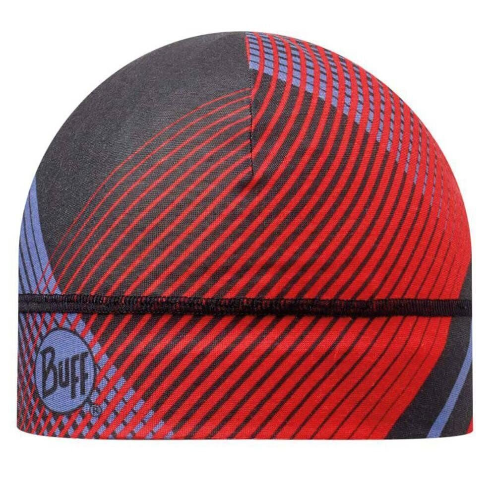 Шапка Buff Microfiber 1 Layer Hat new retro lines red 3 Microfiber 1 Layer Hat BU 113247.425.10.00