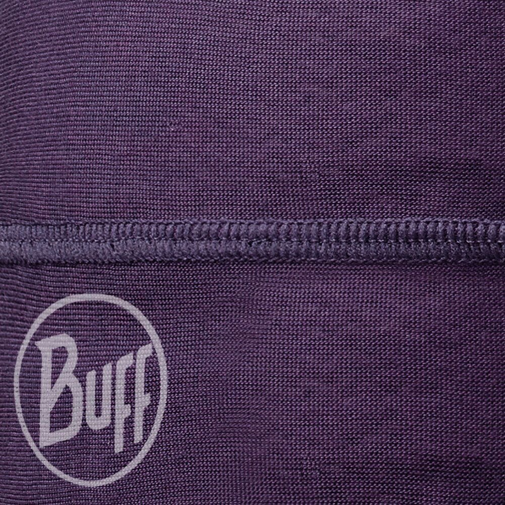 Шапка Buff Microfiber One Layer Hat solid plum 3 Microfiber One Layer Hat BU 108902.622.10.00