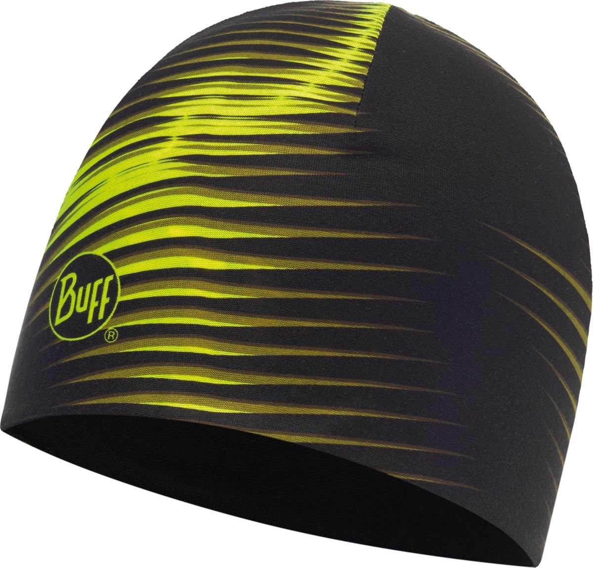 Шапка Buff Microfiber Reversible Hat optical yellow fluor 3 Microfiber Reversible Hat BU 117102.117.10.00