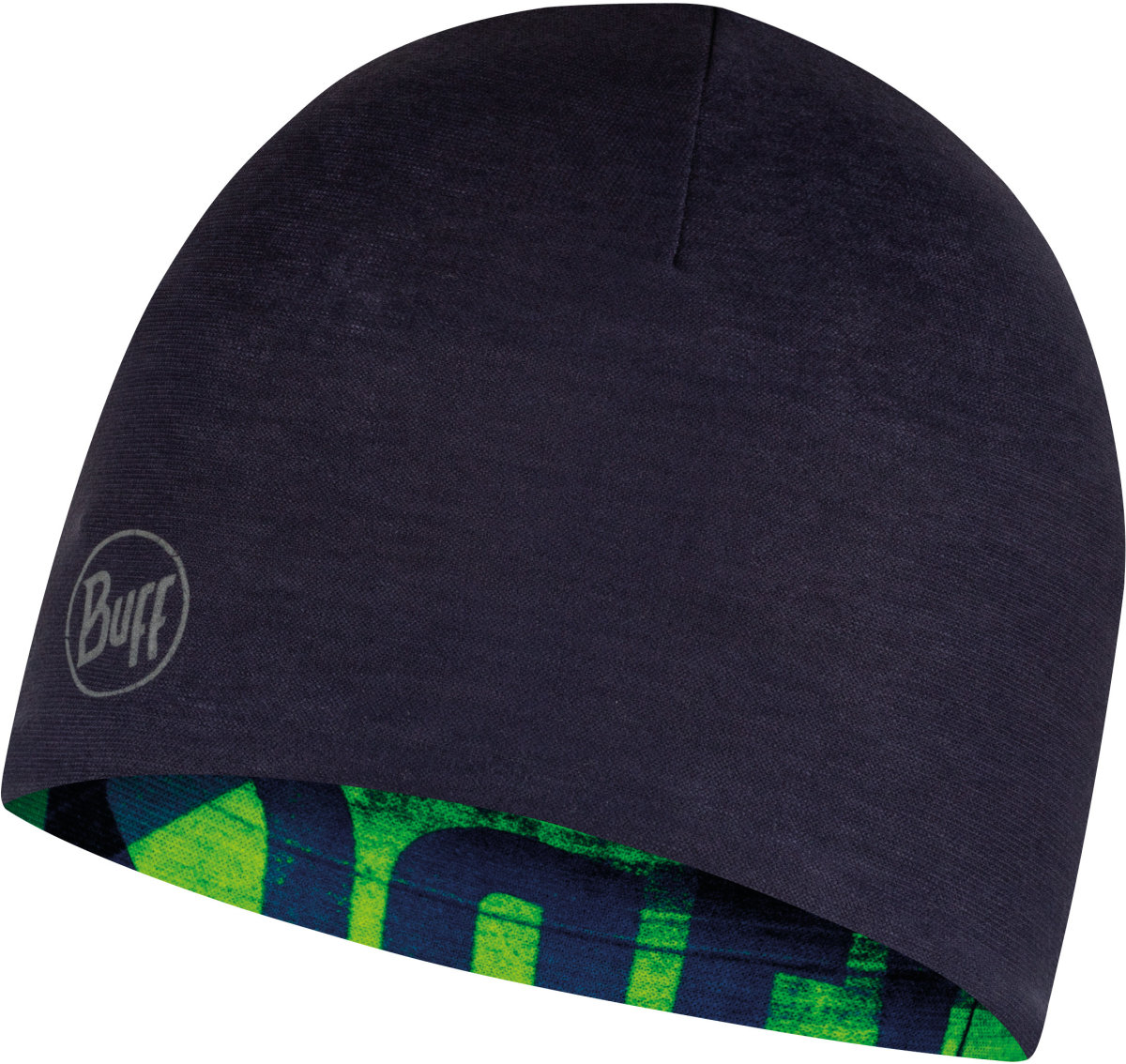 Шапка Buff Microfiber Reversible Hat breaker multi 3 Microfiber Reversible Hat BU 121599.555.10.00