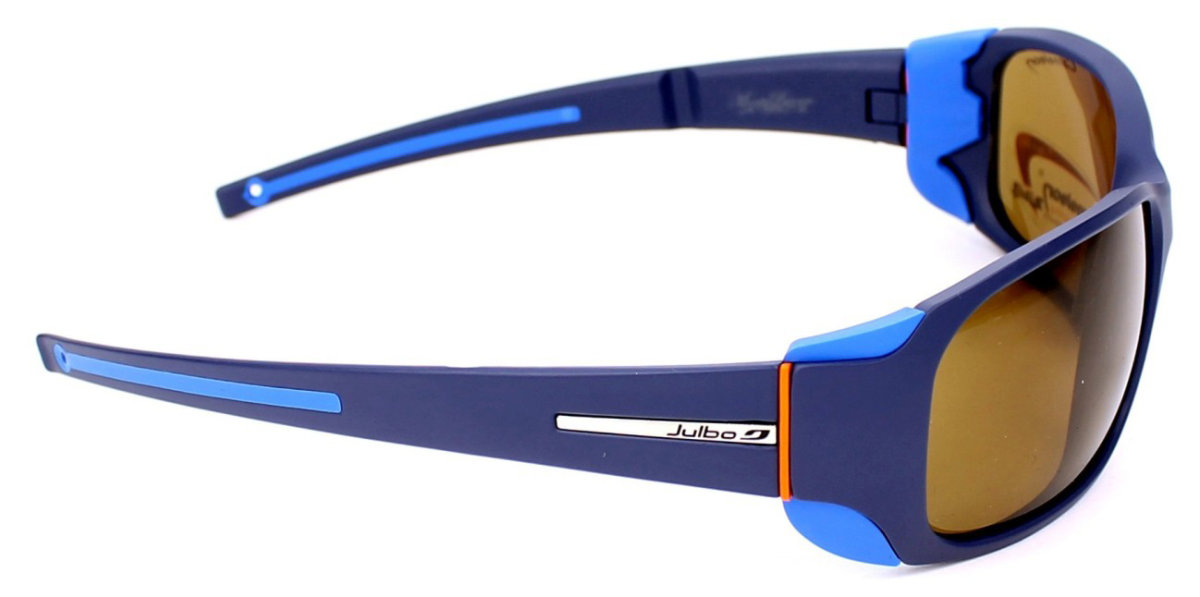 Очки Julbo Montebianco Blue/blue/orange Reactiv Cameleon Brown 3 Montebianco J4155012