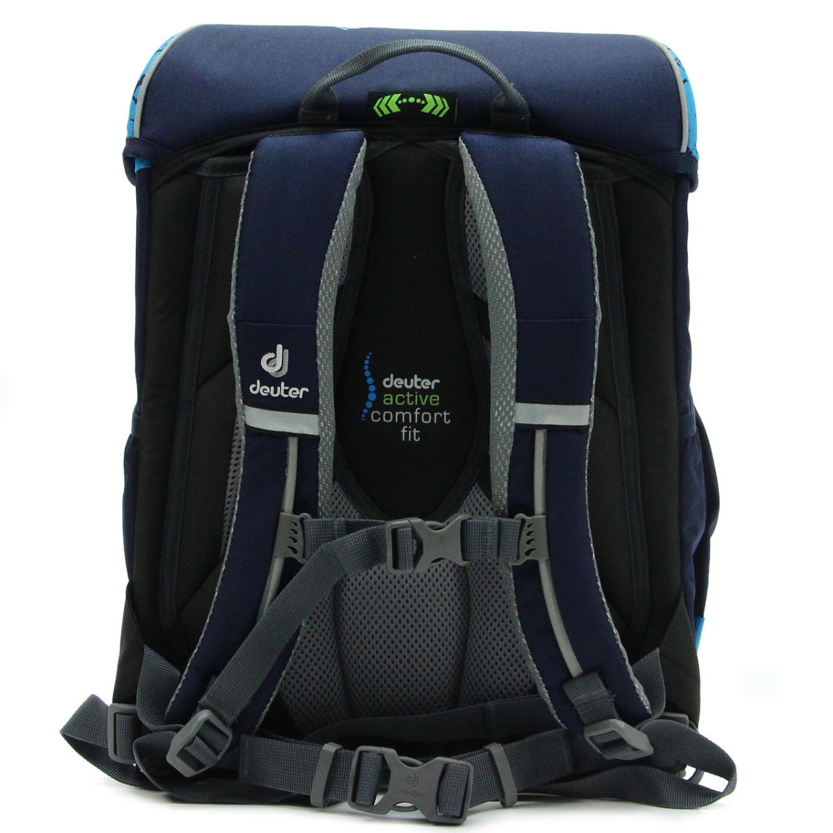 Набор сумок Deuter OneTwo Set - Sneaker Bag navy soccer 3 OneTwo Set - Hopper 3880017 3045 (SET)
