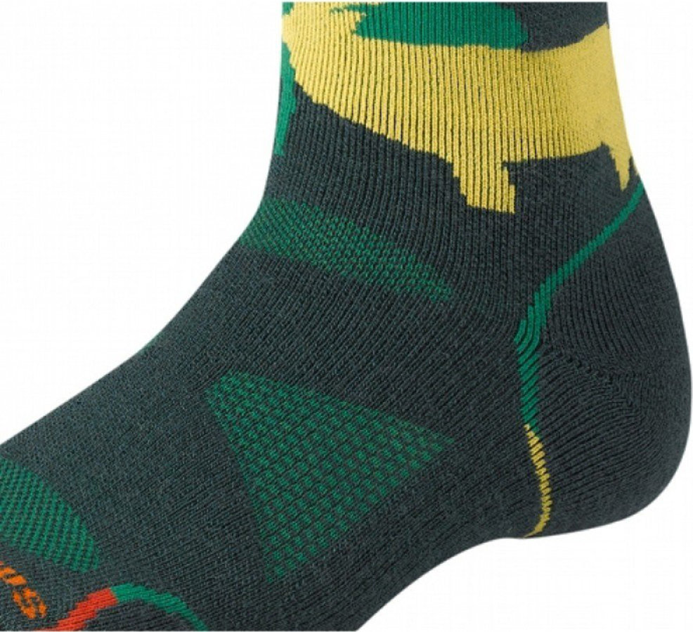 Носки Smartwool Park-Dont Shoot (Green) 3 Park-Dont Shoot SW 438.304-S