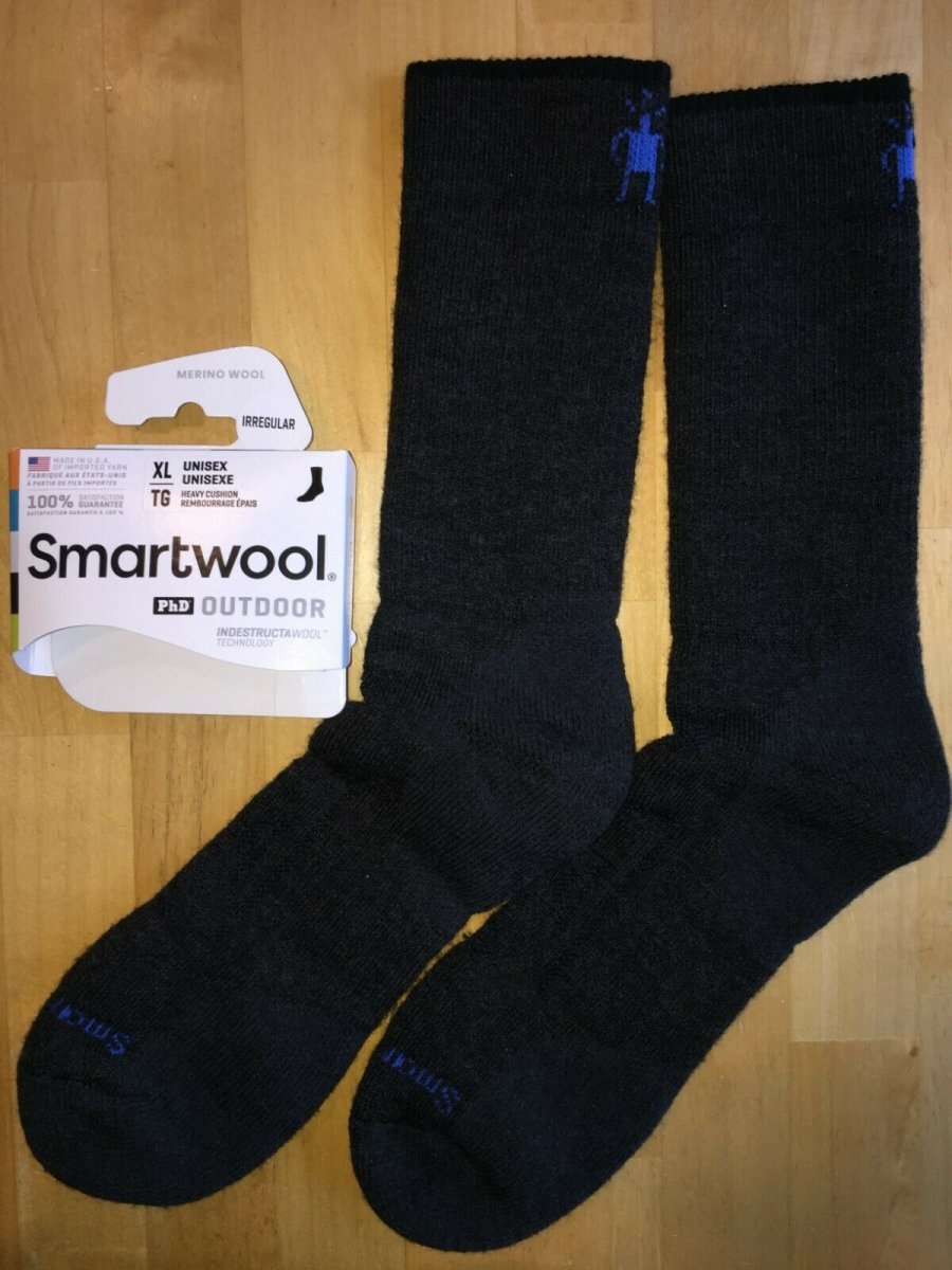 Носки Smartwool PhD Oudoor Heavy Crew (Forest) 3 PhD Oudoor Heavy Crew SW 01073.301-L SW 01073.301-XL