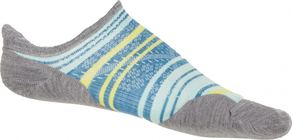 Носки женские Smartwool PhD Run Light Elite Striped Micro (Capri) 3 PhD Run Light Elite Striped Micro SW 00772.810-M SW 00772.810-S