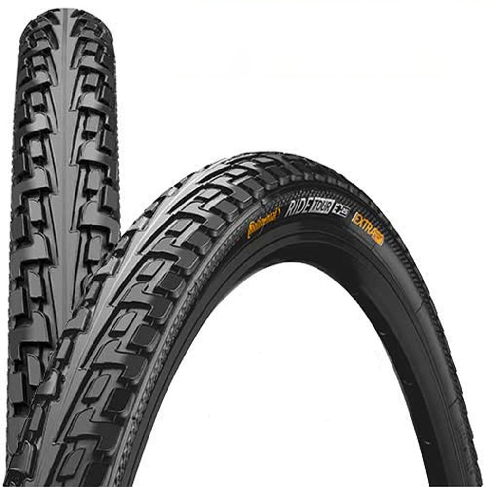 "Покрышка Continental Ride Tour 24"", 600x50C, 24x1.75, Wire, ExtraPuncture Belt 3 Ride Tour 101143"