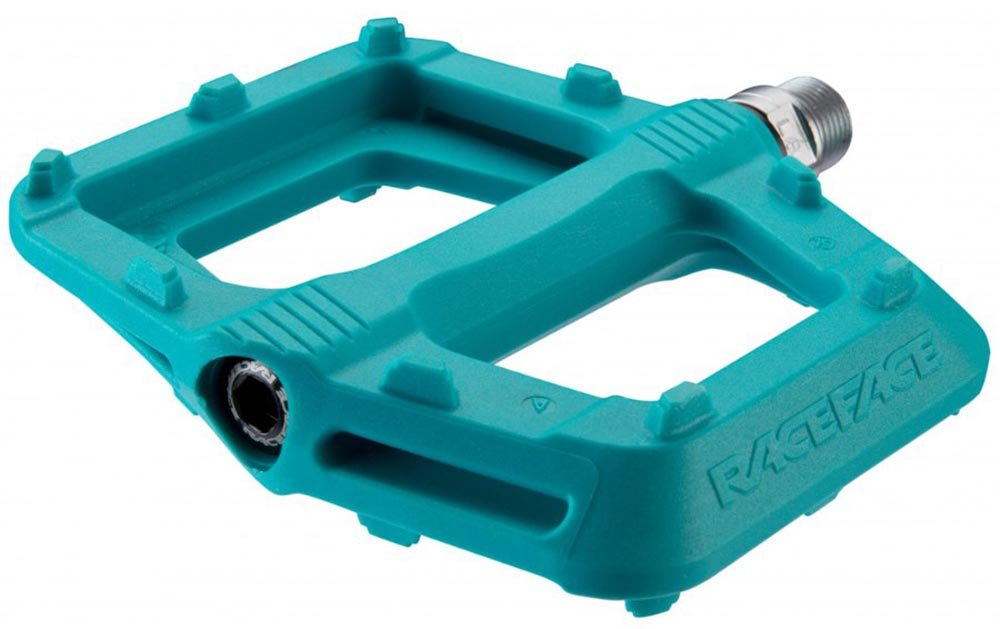 Педали Race Face Ride, turquoise 3 Ride PD20RIDTUQ