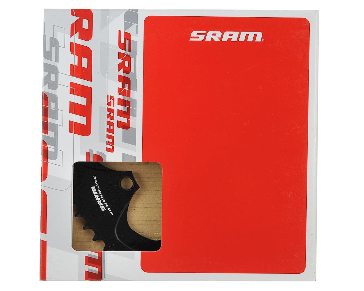 Звезда Sram Road Red 52T S1 110 Alum 4mm Black (52-36, 52-38) 3 Road Red 11.6215.198.050
