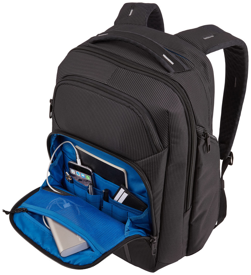 Рюкзак Thule Crossover 2 Backpack 30L Dress Blue 3 Рюкзак T1hule Crossover 2 Backpack 30L Black TH 3203836