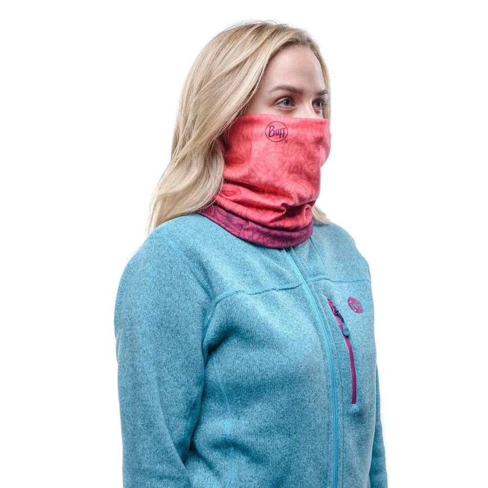 Шарф Buff Reversible Polar Neckwarmer Boronia Flamingo Pink 3 Шарф Buff Reversible Polar Neckwarmer Boronia Flamingo Pink BU 118010.560.10.00