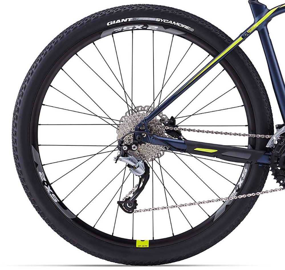 Велосипед Giant TOUGHROAD SLR 2 blue 3 Велосипед Giant TOUGHROAD SLR 2 blue 6S052915