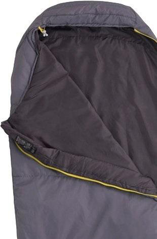 Спальный мешок Marmot NanoWave 55 Long Flint, Left Zip 33 MRT 21490.1105-LZ