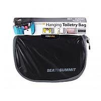 Косметичка Sea to Summit TL Hanging Toiletry Bag Black/Grey, L 3 STS ATLHTBLBK