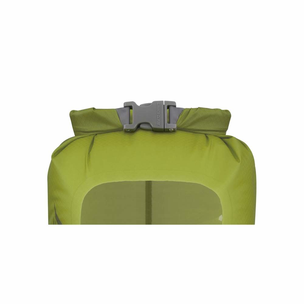 Чехол Sea to Summit Ultra-Sil View Dry Sack Green, 08 L 3 STS AUVDS8GN