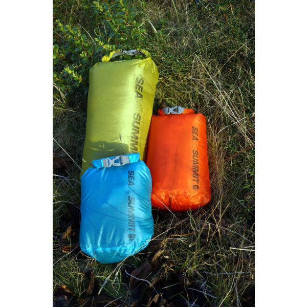 Чехол Sea to Summit Ultra-Sil Dry Sack Green, 4 L 3 STS AUDS4GN