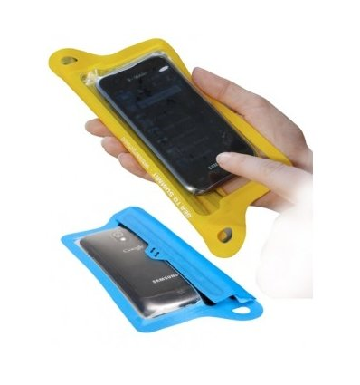 Чехол Sea to Summit TPU Guide W/P Case for Smartphones водонепроницаемый для смарт. Yellow 3 STS ACTPUSMARTPHYW