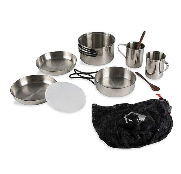 Набор посуды Tatonka Picnic Set 3 TAT 4120.000