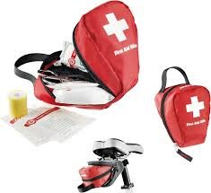 Сумка Deuter Bike Bag First Aid Kit под раму цвет 5050 fire 3 32710 5050