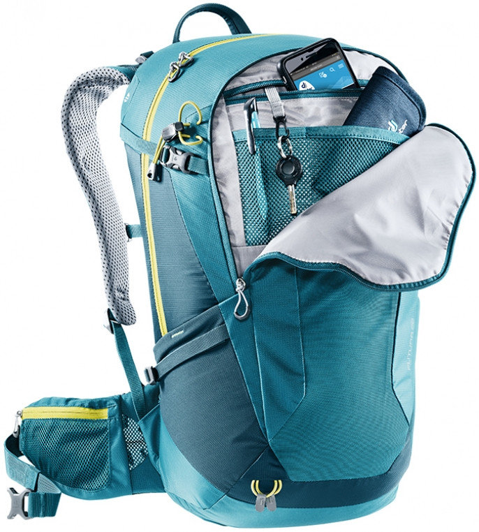 Рюкзак Deuter Futura 28 цвет 3388 denim-arctic 3 3400518 3388