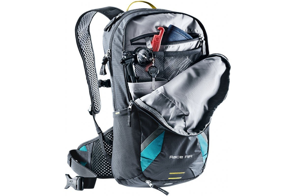 Рюкзак Deuter Race Air graphite-petrol (4331) 3 3207218 4331