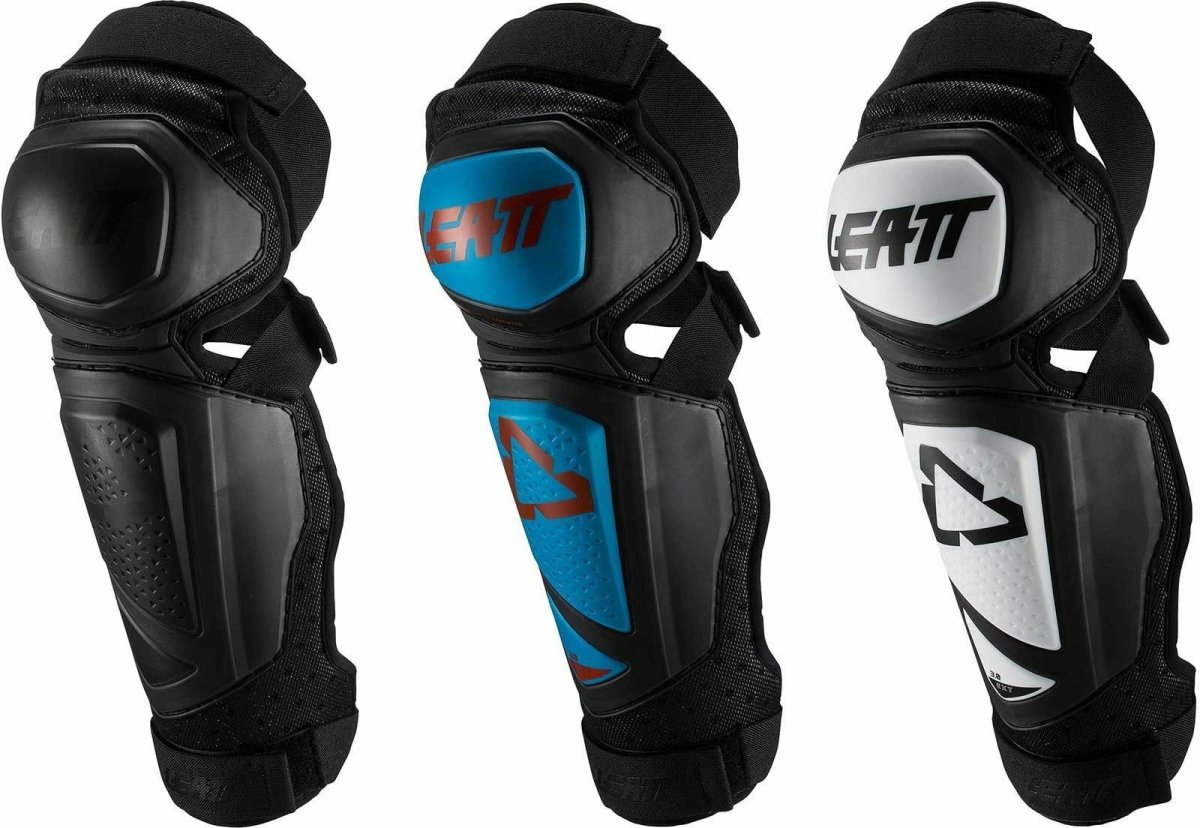 Защита колена Leatt Knee & Shin Guard 3.0 EXT Black 4 3.0 EXT