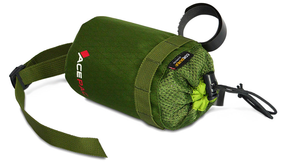 Сумка под флягу Acepac BIKE BOTTLE BAG green 4 BIKE BOTTLE BAG green ACPC 1102.GRN