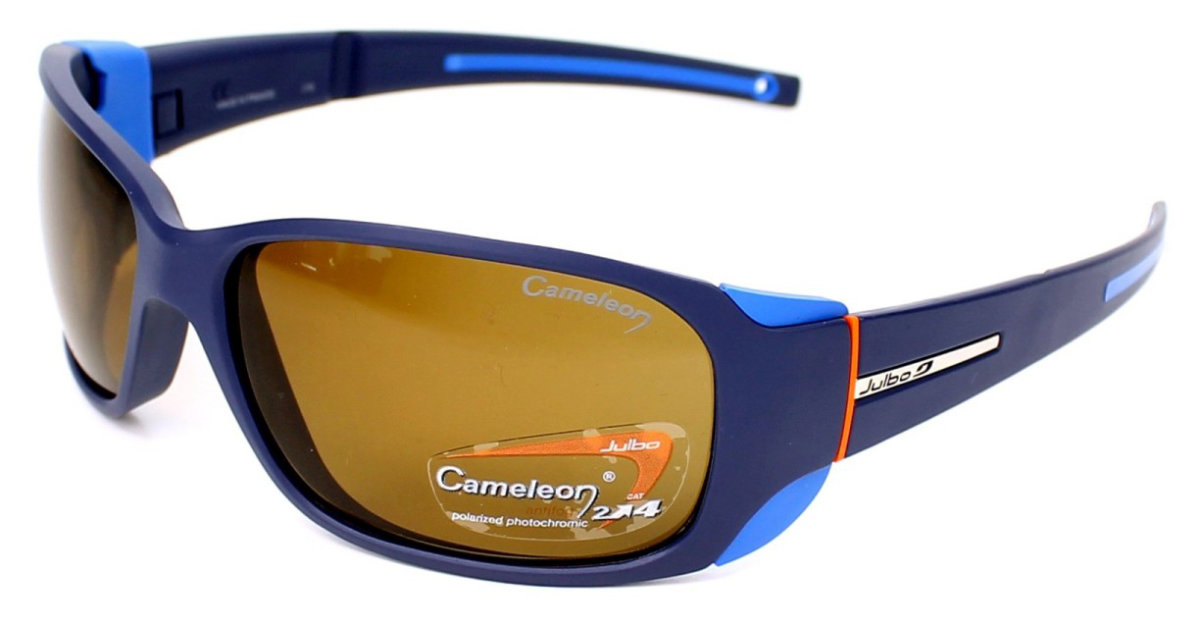 Очки Julbo Montebianco Blue/blue/orange Reactiv Cameleon Brown 4 Montebianco J4155012