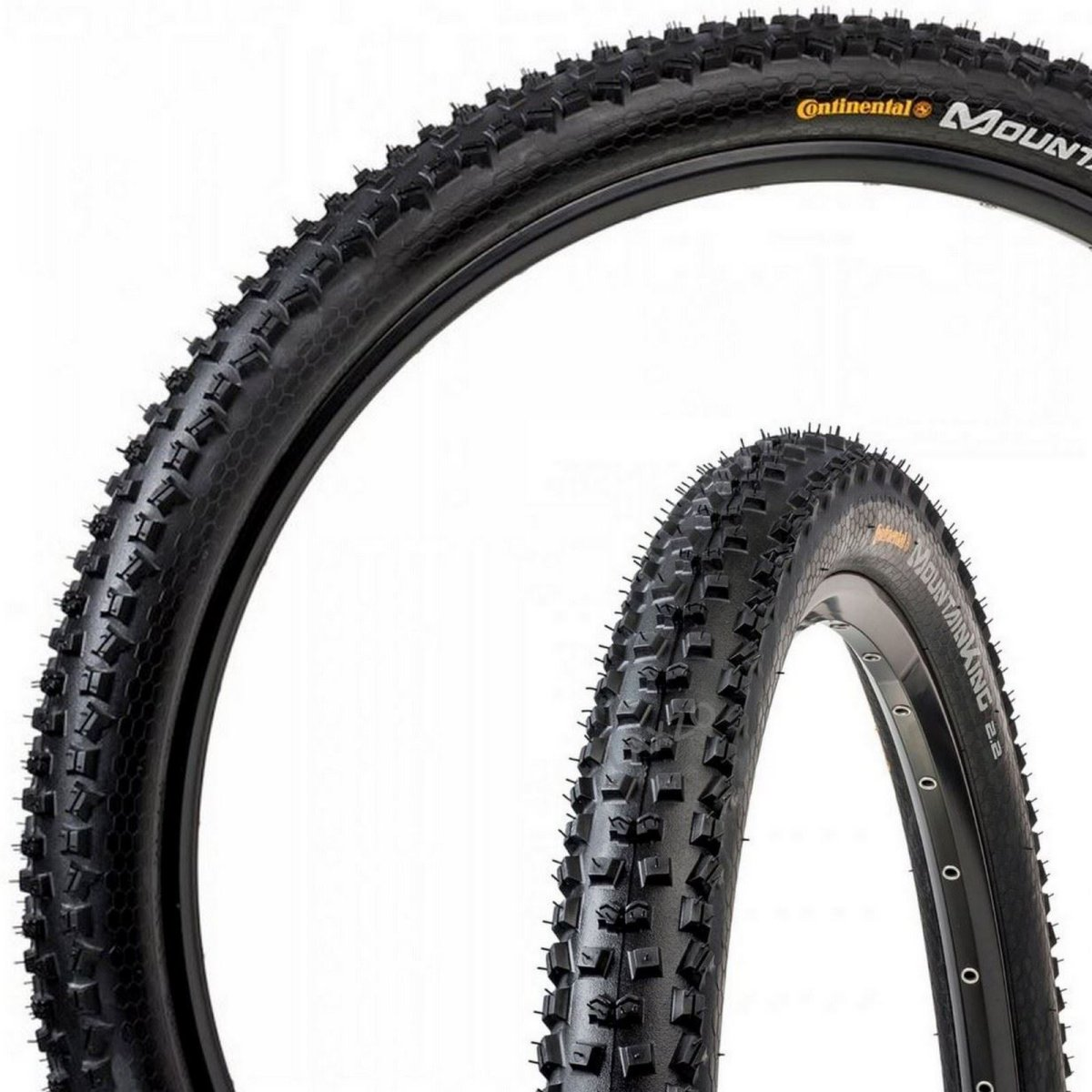Покрышка Continental Mountain King 27.5x2.2 Performance, Skin 4 Mountain King 150246