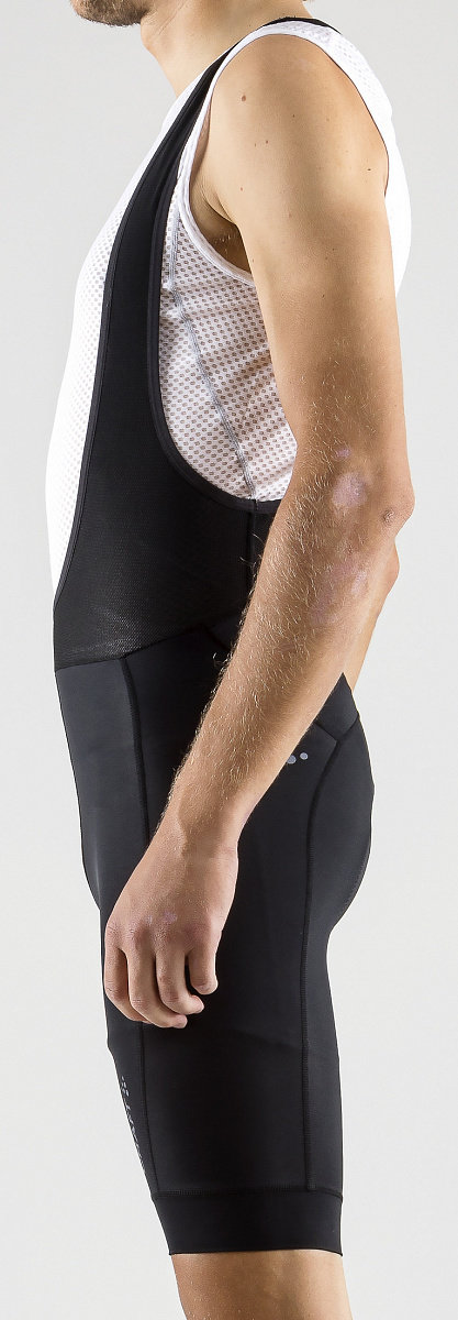 Велотрусы Craft Rise Bib Shorts black 4 Rise Bib Shorts