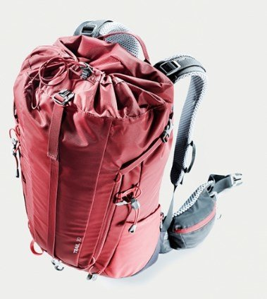 Рюкзак Deuter ACT Trail 32 цвет 5520 fire-cranberry 4 Рюкзак Deuter ACT Trail 32 цвет 5520 fire-cranberry 34432 5520