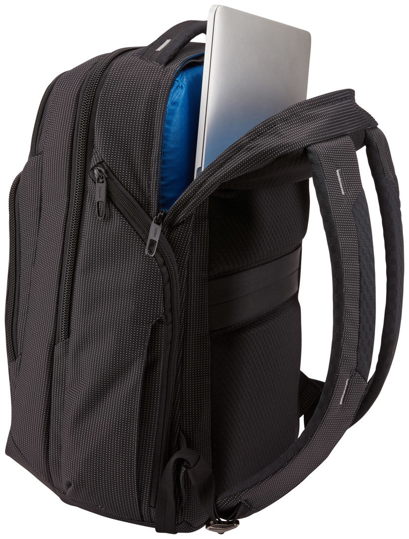 Рюкзак Thule Crossover 2 Backpack 30L Dress Blue 4 Рюкзак T1hule Crossover 2 Backpack 30L Black TH 3203836