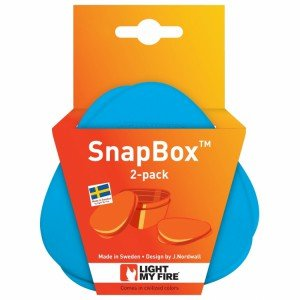 Набор посуды Light my fire SnapBox 2-pack Orange-Black 49 LMF 40358913