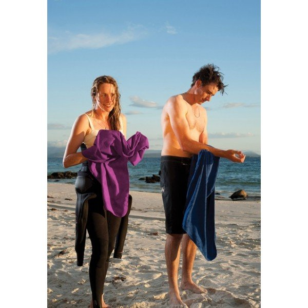 Полотенце Sea to Summit DryLite Towel Lime, XS 4 STS ADRYXSLI