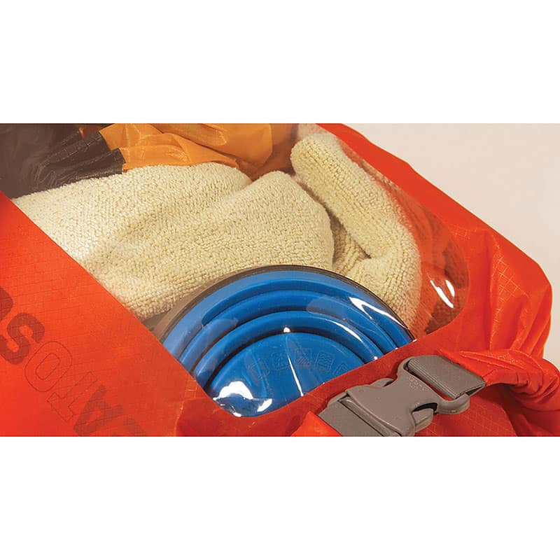 Чехол Sea to Summit Ultra-Sil View Dry Sack Orange, 35 L 4 STS AUVDS35OR