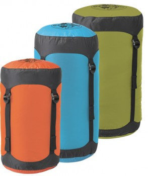 Гермомешок Sea to Summit Nylon Compression Sack Green, 30 L 4