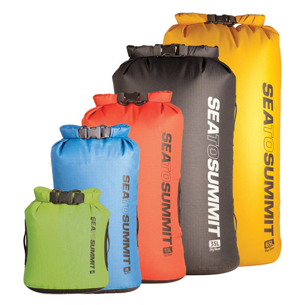 Гермомешок Sea to Summit Stopper Dry Bag Yellow, 35 L 4 STS ASDB35YW