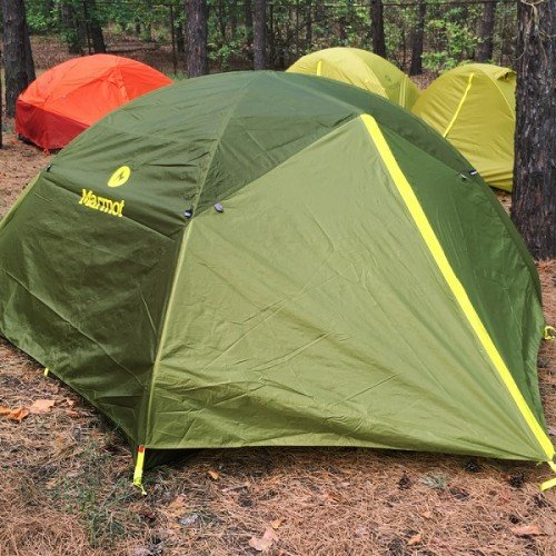 Палатка Marmot Tungsten 4P Green Shadow/Moss 4 MRT 29220.4200