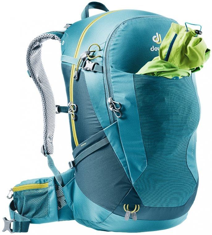 Рюкзак Deuter Futura 28 цвет 3388 denim-arctic 4 3400518 3388